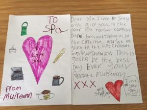 Muireann Thank You Letter