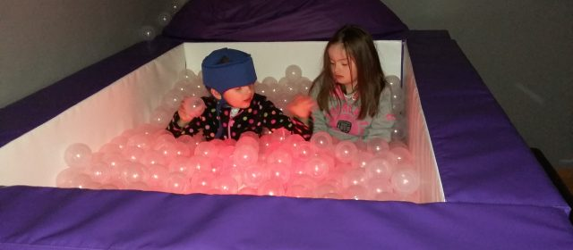 Top of the range Ball Pool purchased from your fundraising!!