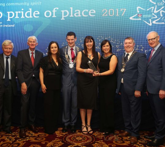 "Pride of Place – ""Community Reaching Out"" 2017 – Winners"